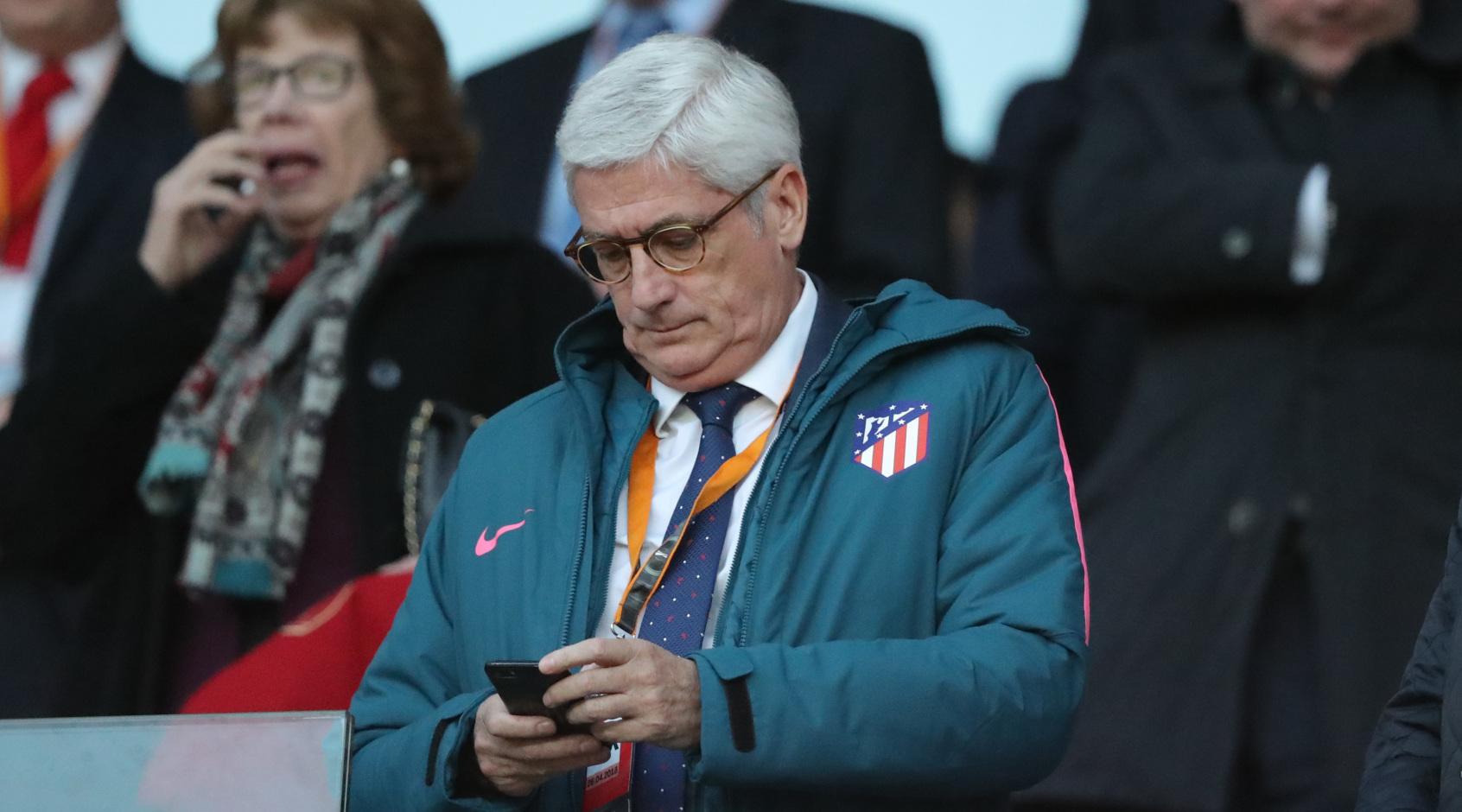 """Президент мадридского """"Атлетико"""": """"Если Месси хочет играть с Луисом, то с энтузиазмом все возможно"""""""