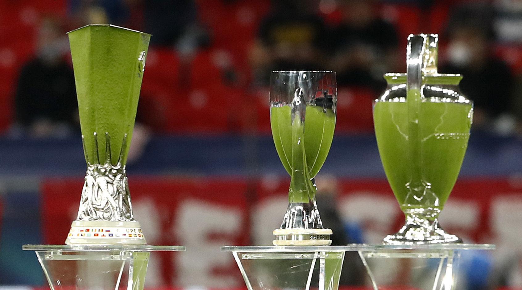 Еврокубки-2020/21: сколько заработали украинские клубы (по состоянию на 27 ноября)