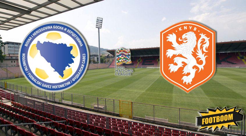 Босния - Нидерланды. Анонс и прогноз матча