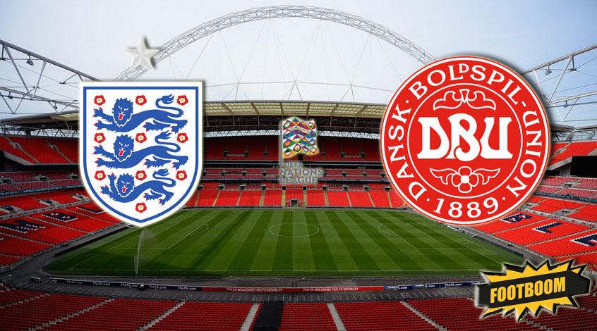 Англия - Дания. Анонс и прогноз матча