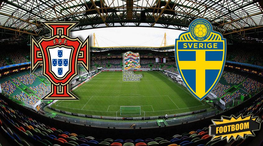 Португалия - Швеция: ставим на фаворита