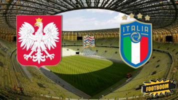 Лига Наций. Польша - Италия 0:0. Видеообзор матча