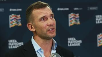 """Андрей Шевченко: """"Швейцария - Украина 3:0 - мы не несем ответственности за этот результат"""""""