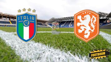 Лига Наций. Италия - Нидерланды 1:1. Видеообзор матча