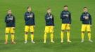 Украина - Испания 1:0. Гол Виктора Цыганкова (Видео)