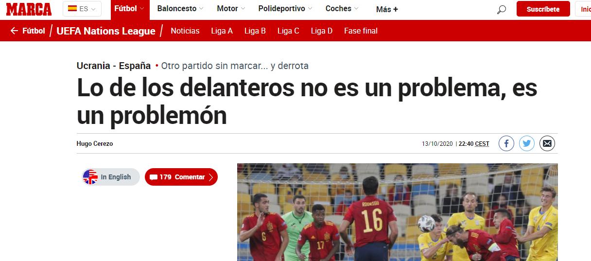 Украина – Испания: обзор испанских СМИ - изображение 2