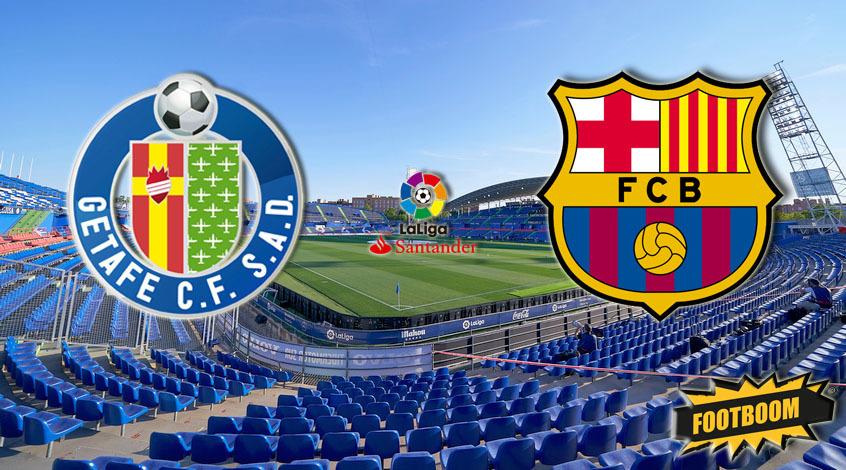 Хетафе -  Барселона: где и когда смотреть матч онлайн