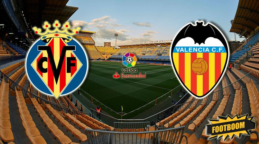 Вильярреал -  Валенсия: где и когда смотреть матч онлайн