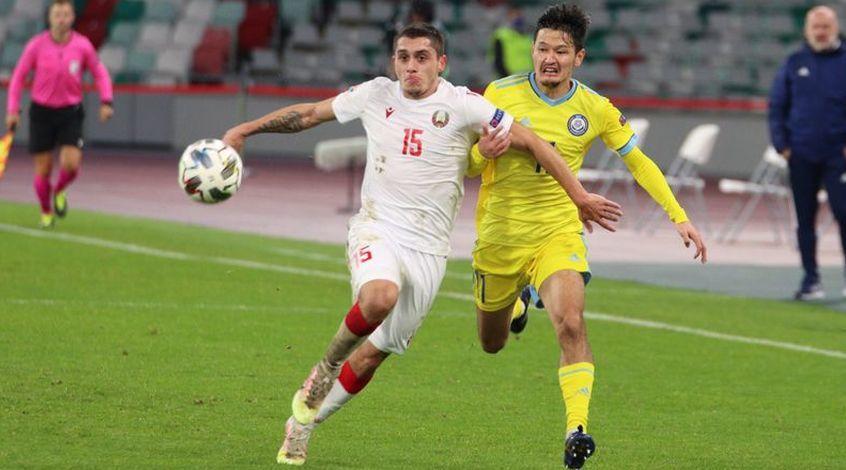 Беларусь – Казахстан 2:0. С первого места на последнее
