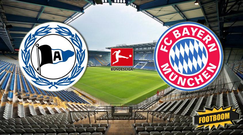 Арминия -  Бавария: где и когда смотреть матч онлайн