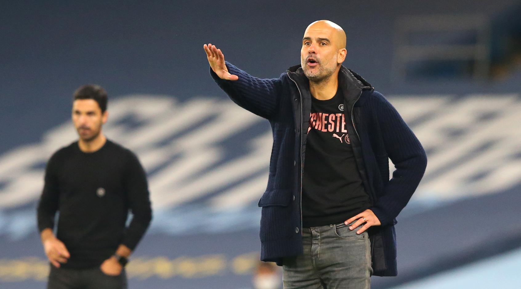 """Хосеп Гвардиола: """"Игроки """"Манчестер Сити"""" слишком много бегали. В футболе нужно и ходить"""""""