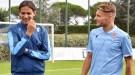 """Вспышка коронавируса в """"Лацио""""? Иммобиле и еще семь игроков отсутствовали на тренировке"""