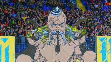 Квалификация ЧМ-2022: расписание сборной Украины