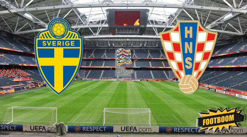 Швеция - Хорватия. Анонс и прогноз матча