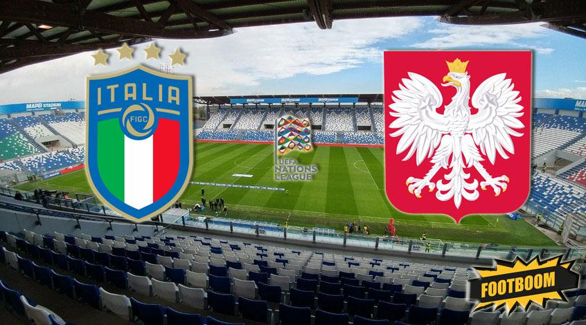 Италия - Польша. Анонс и прогноз матча
