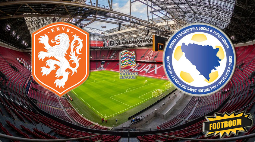 Нидерланды - Босния и Герцеговина. Анонс и прогноз матча