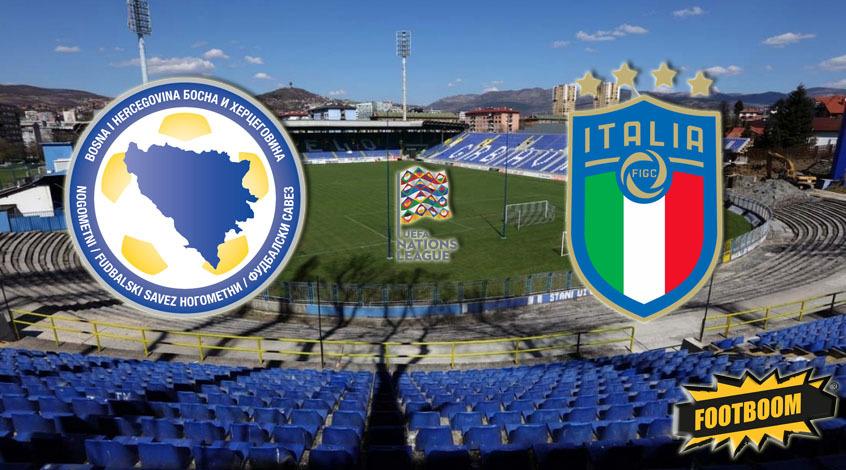 Босния и Герцеговина - Италия. Анонс и прогноз матча