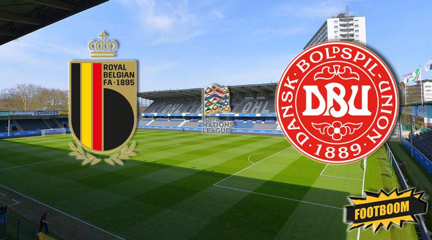 Бельгия – Дания. Анонс и прогноз матча