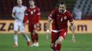 Лука Миливоевич сдал положительный тест на COVID-19 после прибытия в расположение сборной Сербии