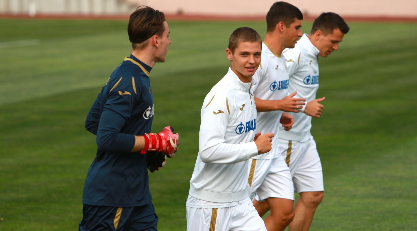 Валерій Бондар став 31-м дебютантом, якого викликав Шевченко у збірну України