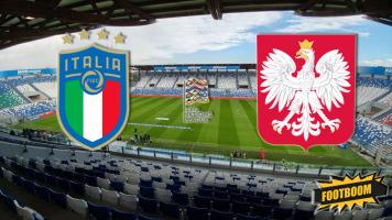 Лига Наций. Италия - Польша 2:0. Видеообзор матча