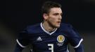 Эндрю Робертсон из-за травмы не попал в состав сборной Шотландии на матч со Словакией