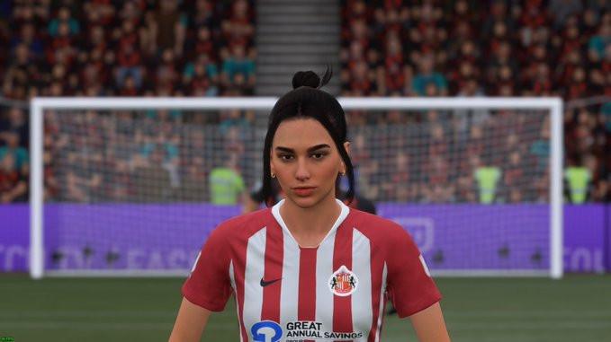 В FIFA 21 добавили Дэвида Бекхэма, Льюиса Хэмилтона, Дуа Липу и других знаменитостей - изображение 1