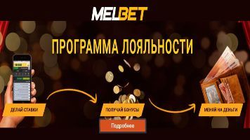 """Программа лояльности """"МЕЛбет клуб"""" от БК Melbet"""