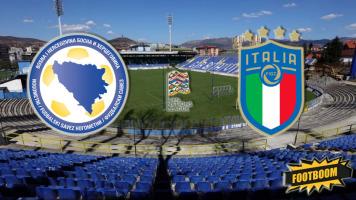 Лига Наций. Босния и Герцеговина - Италия 0:2. Видеообзор матча
