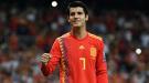 """Альваро Мората: """"Хочу услышать, что говорят критики сборной Испании"""""""