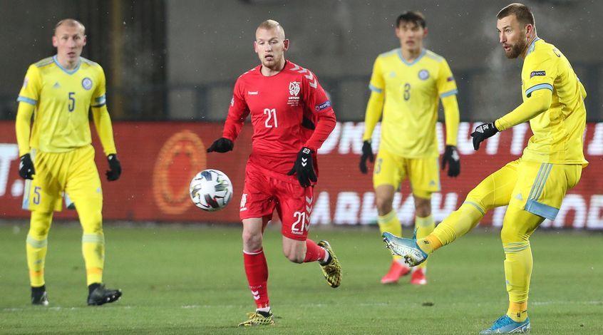 Казахстан – Литва 1:2. Теперь плей-аут