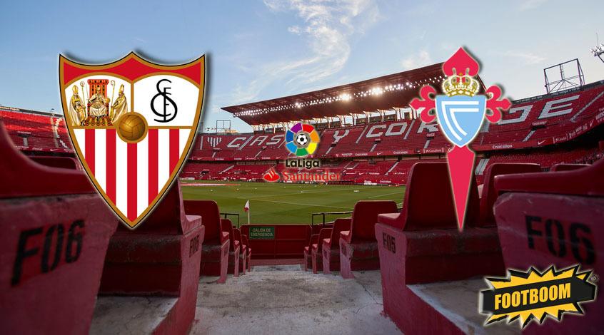 Севилья -  Сельта: где и когда смотреть матч онлайн