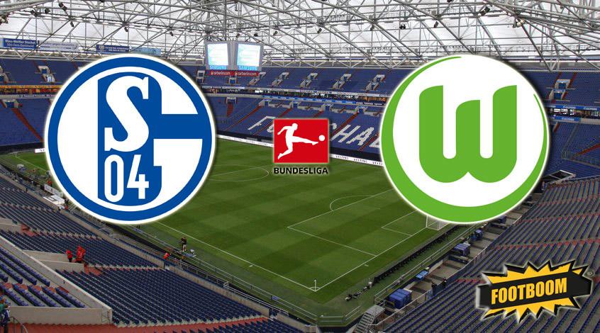Шальке -  Вольфсбург: где и когда смотреть матч онлайн