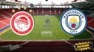 Олимпиакос -  Манчестер Сити: где и когда смотреть матч онлайн