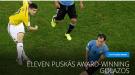 ФИФА объявила претендентов на премию Пушкаша - автору лучшего гола по итогам года