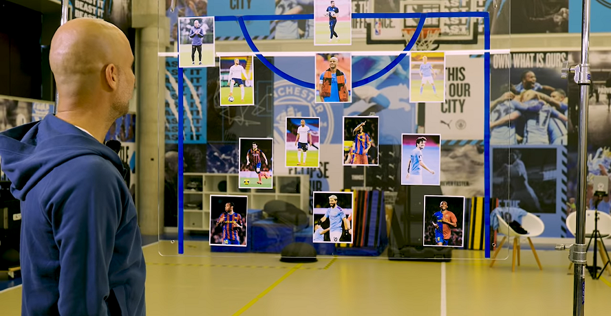 Гвардиола включил Зинченко в свою символическую сборную - изображение 1