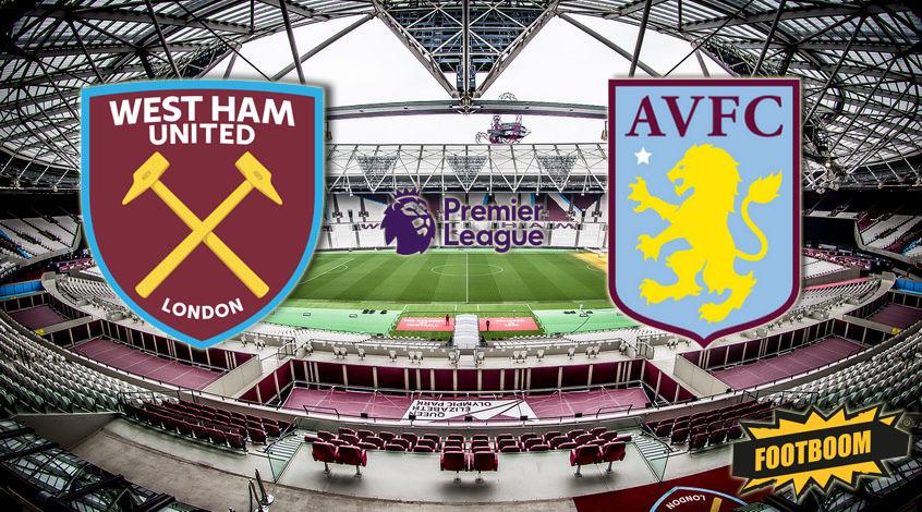 Вест Хэм -  Астон Вилла: где и когда смотреть матч онлайн