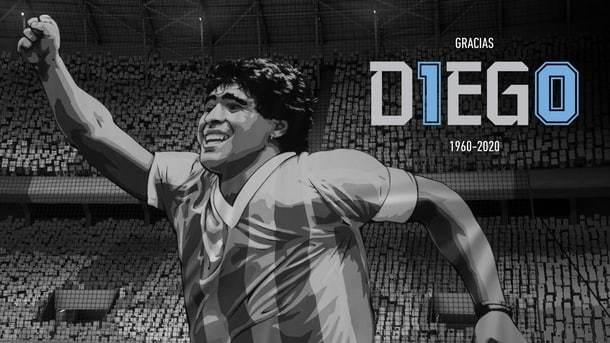 """""""Спасибо, Диего"""" - EA Sports почтила память Марадоны в FIFA 21 - изображение 1"""
