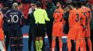 """В Румынии потребовали от УЕФА расследовать расизм по отношению к арбитрам матча ПСЖ - """"Истанбул"""""""