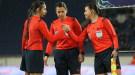 УЄФА відзначив Катерину Монзуль, як одну із жінок-суддів, які успішно ламають стереотипи в футболі
