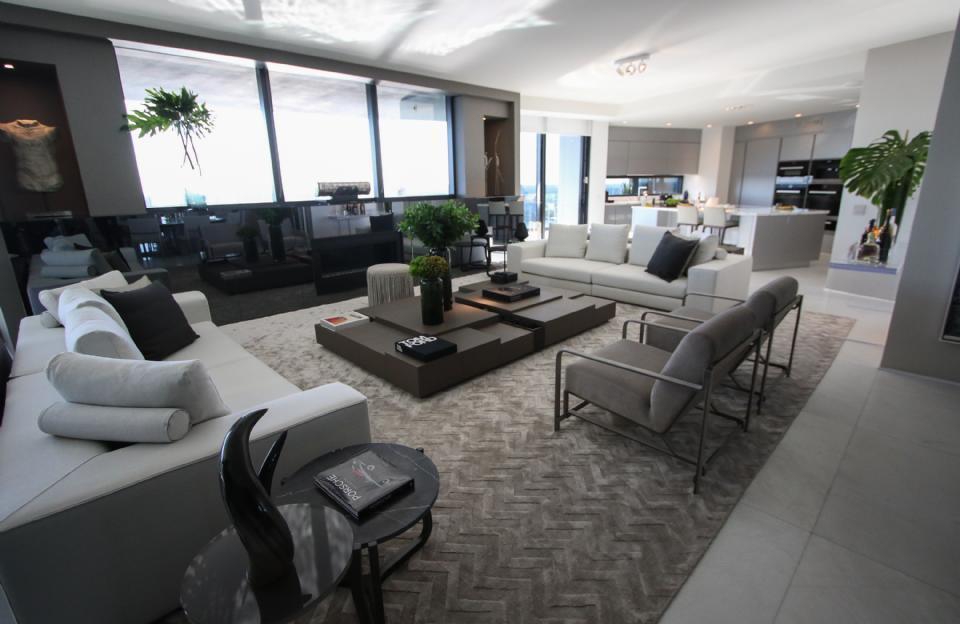 Как выглядит квартира в Майами, за которую Лионель Месси заплатил 8 миллионов евро (Фото, Видео) - изображение 9