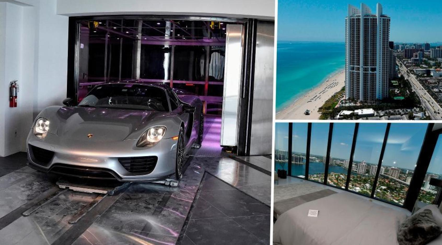 Как выглядит квартира в Майами, за которую Лионель Месси заплатил 8 миллионов евро (Фото, Видео)