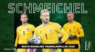 Каспер Шмейхель – лучший игрок Дании-2020