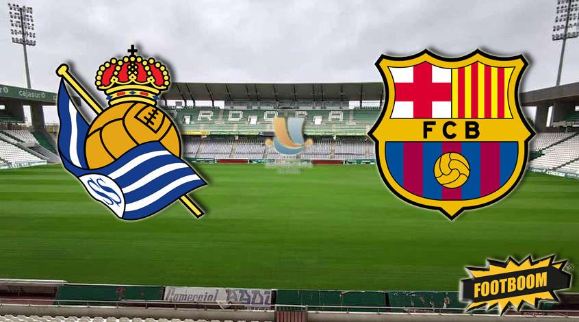 Реал Сосьедад -  Барселона: где и когда смотреть матч онлайн