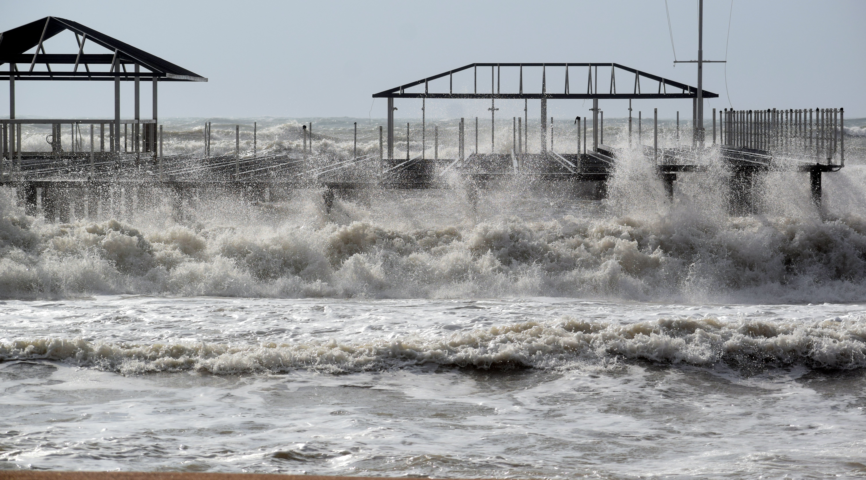 """Ворскла"" в Туреччині: шторм - не завада - изображение 2"