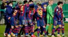 """""""Барселона"""" выигрывает серию пенальти и выходит в финал Суперкубка Испании"""
