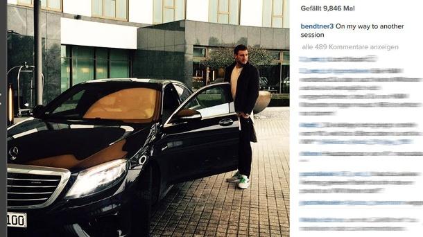 Никлас Бендтнер: спонсорские трусы во Львове, новая грудь для бывшей и облом от любимой сборной - изображение 3