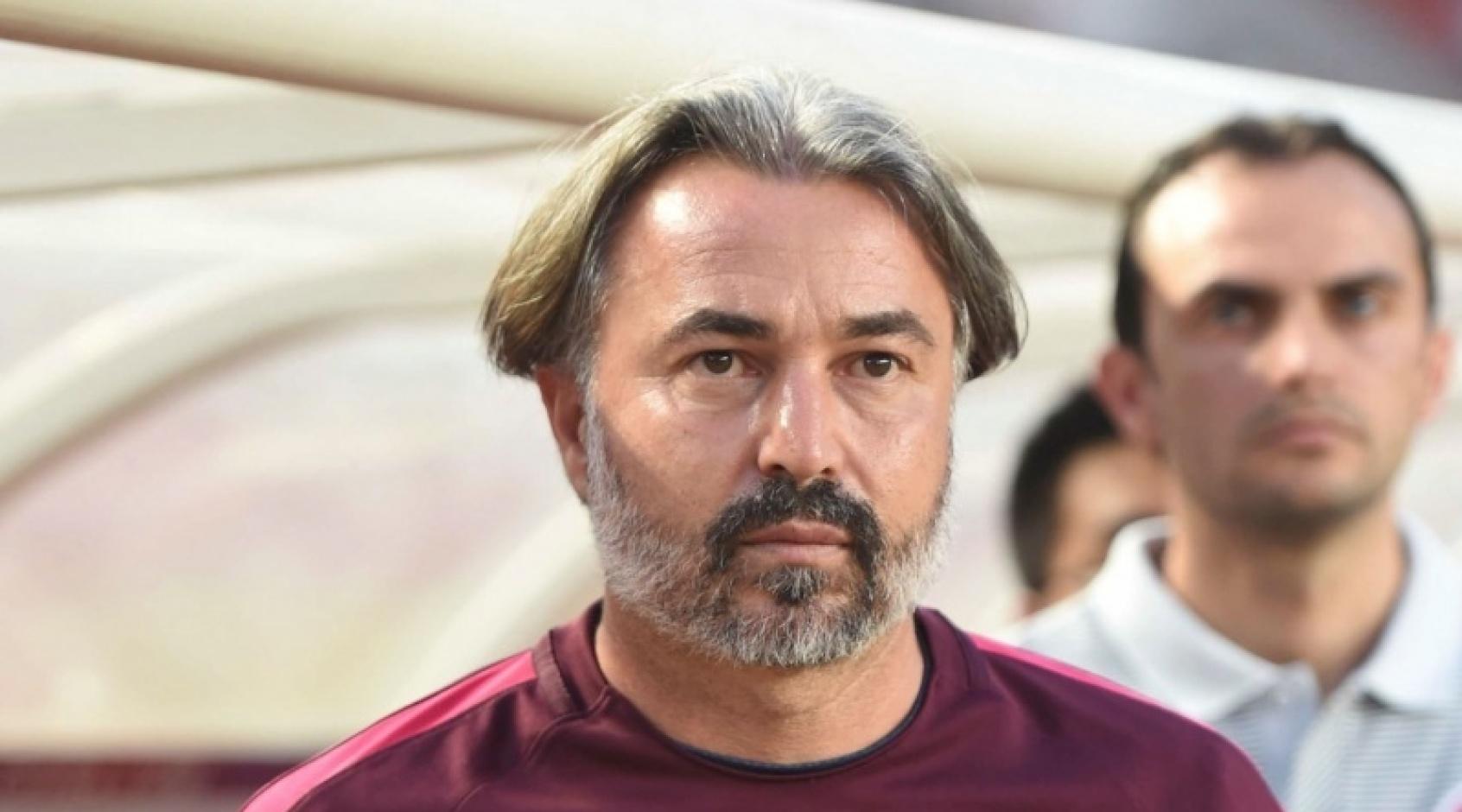 Ясен Петров - главный тренер сборной Болгарии