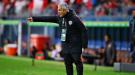 Уволенный накануне тренер Чили возглавил сборную Колумбии
