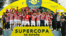 """""""Атлетик"""" выигрывает Суперкубок Испании"""